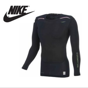 Nike Black Pro Combat Compression Top